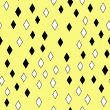 Rhombus Seamless vector EPS 10. Abstract geometric pattern. Multicolor Figures