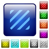 Texture color square buttons