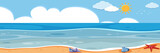 A panorama ocean landscape - 234201543