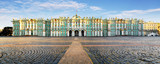 Russia - St. Petersburg, Winter Palace - Hermitage at day, nobody - 234228114