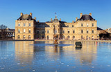 Luxembourg Palace in Jardin du Luxembourg, Paris, France © TTstudio