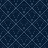 simple seamless art deco geometric 8
