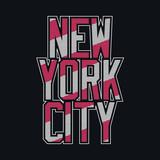 new york lettering texture urban design apparel