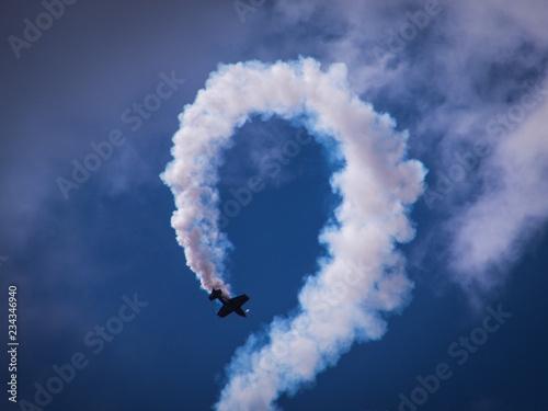 obraz lub plakat Stunning airshow performance