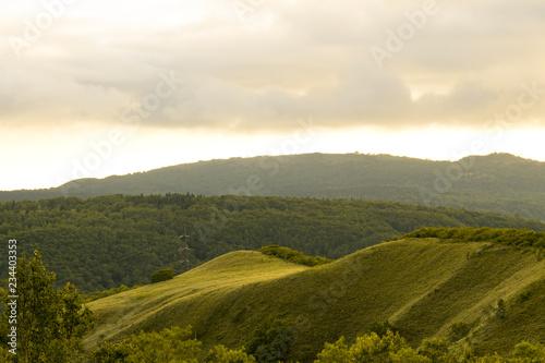 朝の美瑛の丘 / 北海道 美瑛町の観光イメージ