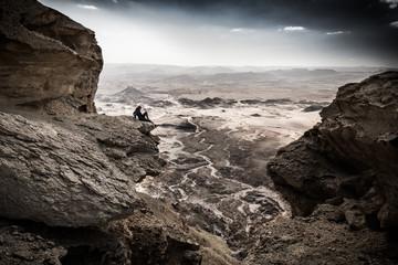 Wandern in Israel © Nordin