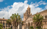 The Cathedral of Palermo is one of the most important architectural monuments in Sicily