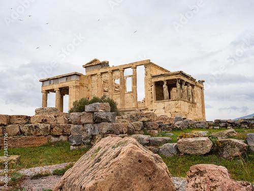 Athena Nike Temple in Athens