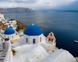 Church on the island of Santorini, Greece