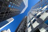 San Francisco, USA - Skyscrapers, Financial district