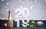2019 Background lucky clover