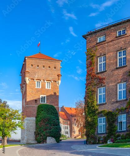 fototapeta na ścianę Wawel Castle: Thief's Tower
