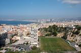 Marseille - Vue sur le Stade de foot Tellene - 234633319