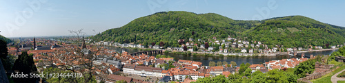 View from Heidelberg Castle - 234644319