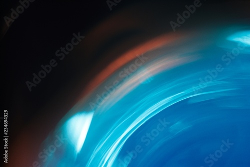 abstract blue background - 234694329