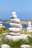Pile de rochers