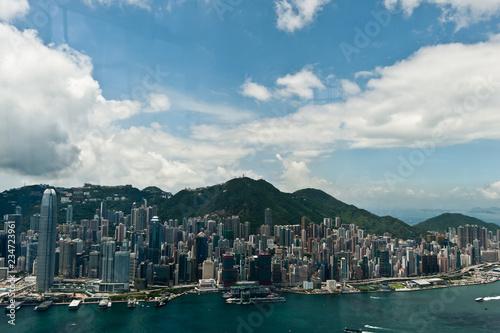 fototapeta na ścianę Hong Kong