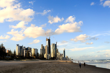 From Broadbeach to Surfers Paradise