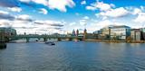 London - Southwark Bridge View / St Pauls