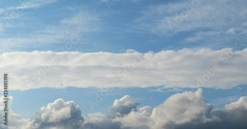 Beautiful sky view  - 234885198