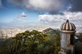 Le château des Maures (Castelo dos Mouros) de Sintra - Sintra Portugal