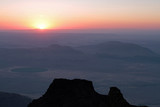 East Rim Overlook, Steens Mountain, BLM, Oregon, USA