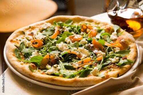 Salmon Italian Pizza Traditional - 234989943