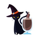 happy halloween celebration © djvstock