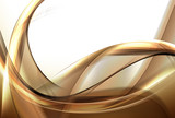 Elegant gold background. - 235082112