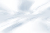 Background with soft white abstract horizon waves. Cloud concept. - 235082159