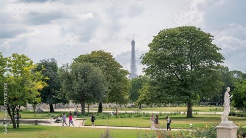 fototapeta na ścianę Paris