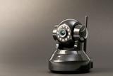 CCTV camera in studio - 235142712