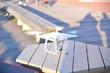 Drone Over Boston Children Museum