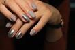 long nails manicure
