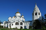 Churches of the Russian city.