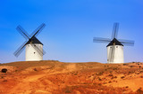 Tembleque windmills in Toledo La Mancha - 235283512