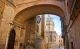 Toledo Cathedral Arch in Spain - 235283741