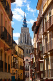 Toledo Cathedral in Castile La Mancha Spain - 235283944