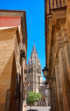 Toledo Cathedral in Castile La Mancha Spain - 235283982