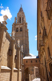 Toledo Cathedral in Castile La Mancha Spain - 235284302