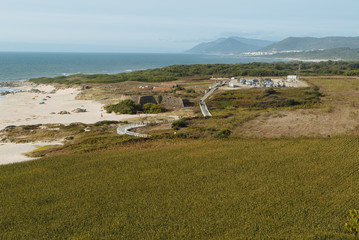 view of the Portuguese coastline © Joao