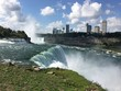 Niagara Falls looking to Canada
