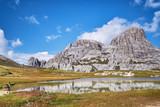 Lagos Dolomitas Alpes Italia
