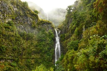 Risco waterfall - madeira island © kwasny221