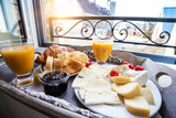 delicious French breakfast - 235446179