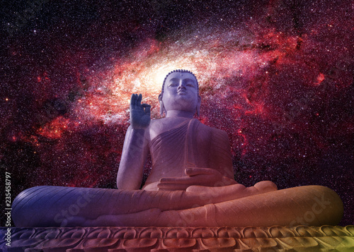 Buddha in the Universe - 235458797