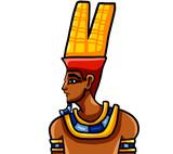 Egyptian God Amun