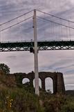 Pont sur la Vilaine, La roche bernard, France
