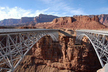 Colorado River bridges