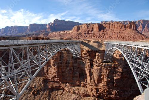 Colorado River bridges - 235539353